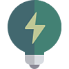 How We Work Idea Icon | Complete Payroll